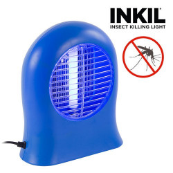 Lámpara Antimosquitos Inkil T1000