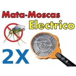 2 X Raquetas Mata Insectos